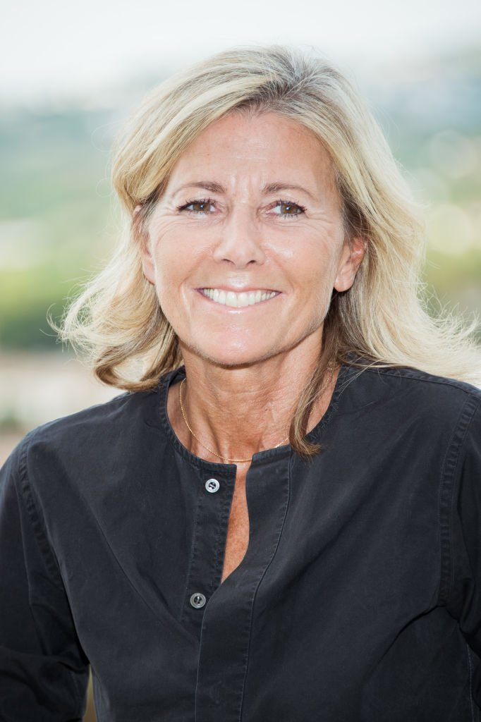 Claire Chazal souriante. | Photo : Getty Images