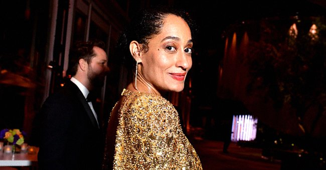 Check Out Tracee Ellis Ross' Enviably Slim Body as She Poses in a Yellow Dress in Throwback Pic