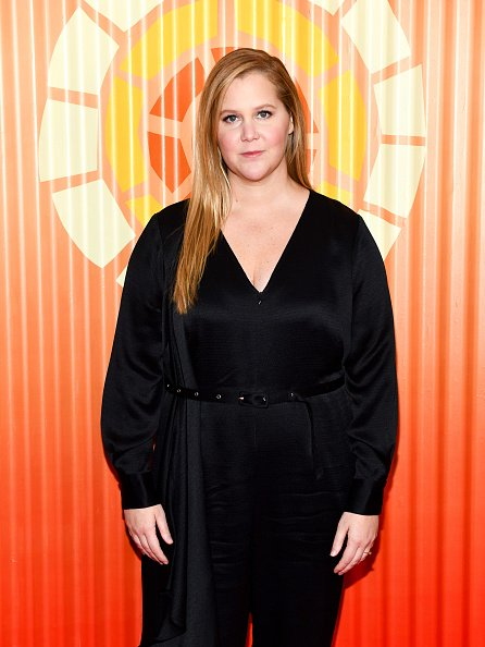 Amy Schumer at The Africa Center on November 12, 2019 in New York City. | Photo: Getty Images
