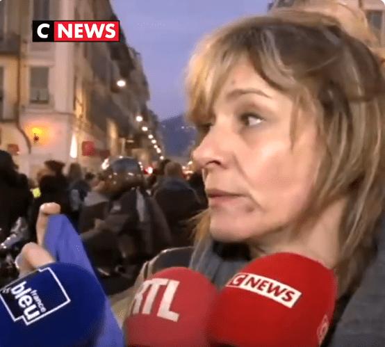 Geneviève Legay | Photo : Twitter/ CNEWS