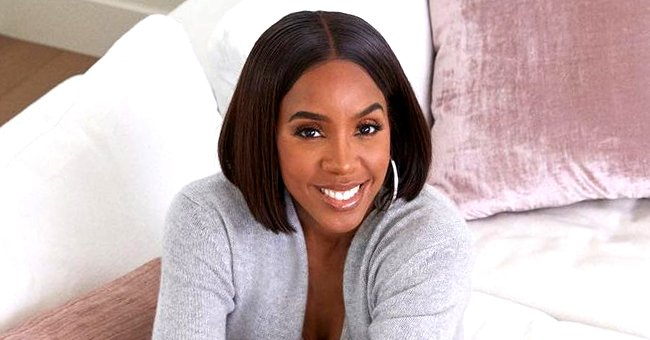 Kelly Rowland Posts TBT Photo of When Her Son Titan Met Baby Brother Noah for the First Time