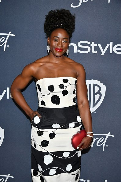 Simone Biles attends the 21st Annual Warner Bros. And InStyle Golden Globe After Party at The Beverly Hilton Hotel on January 05, 2020 in Beverly Hills, California. | Photo: Getty Images