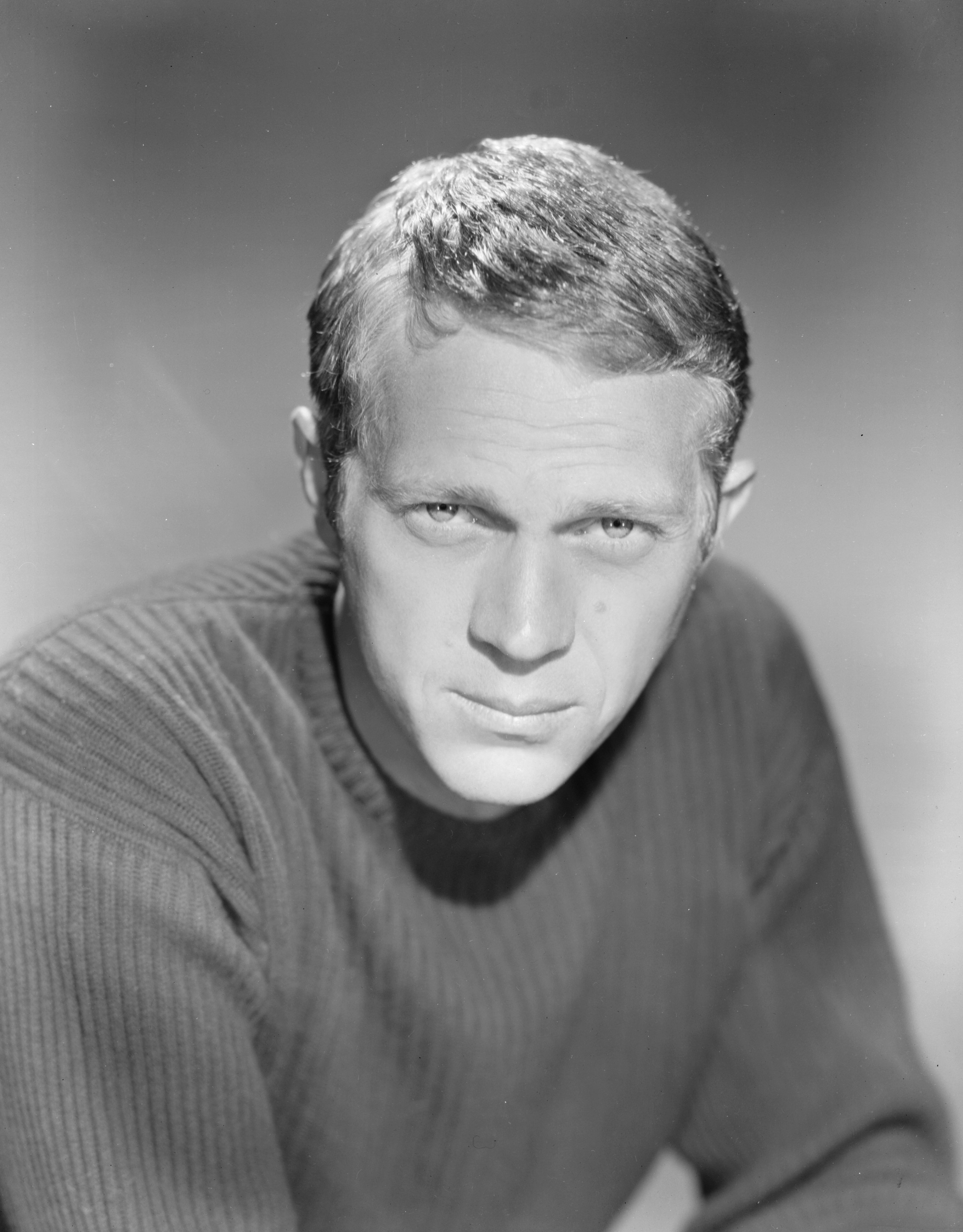 American actor Steve McQueen (1930 - 1980). circa 1960   Source: Getty Images