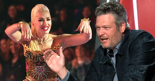 Blake Shelton of 'The Voice' Says Girlfriend Gwen Is Competitive Though She'll Deny It at First