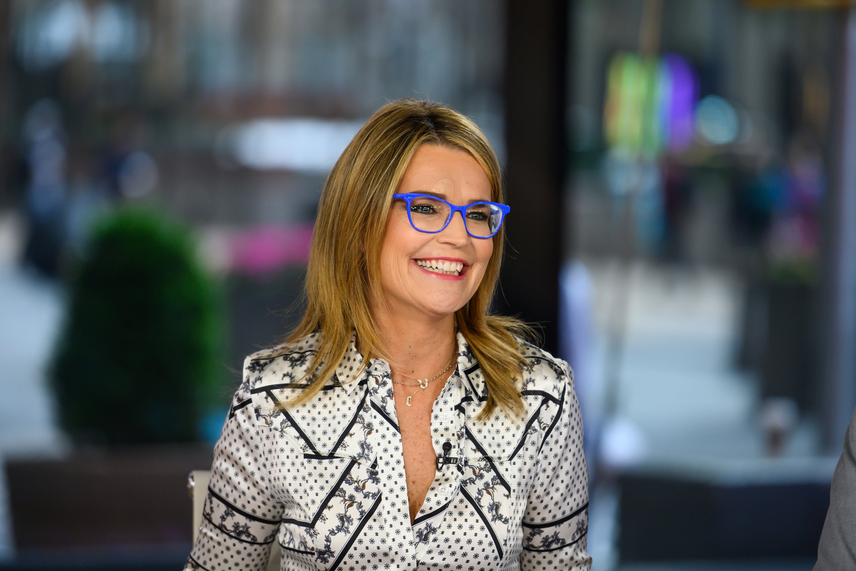 Savannah Guthrie on the Today Show on June 13, 2019 | Photo: Getty Images