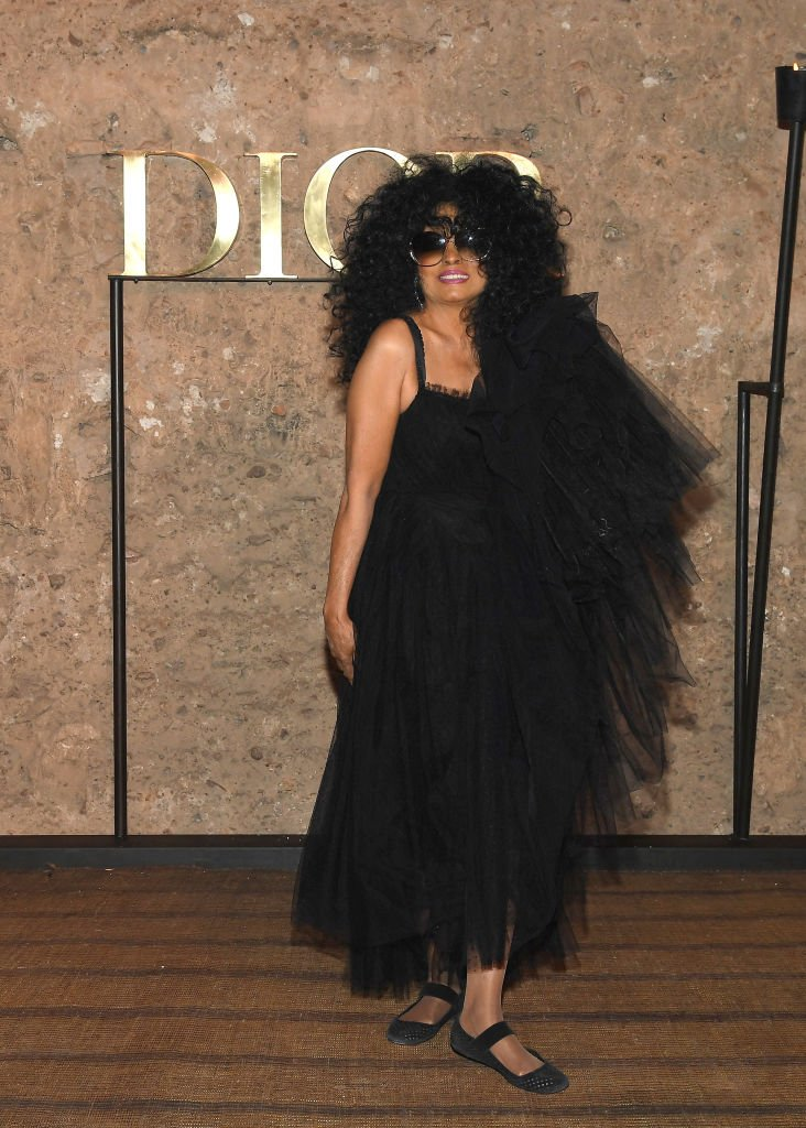 Diana Ross attends the Christian Dior Couture S/S20 Cruise Collection | Photo: Getty Images