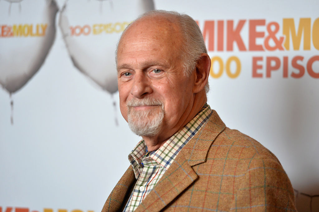 Gerald McRaney at Cicada on January 31, 2015 in Los Angeles, California | Source: Getty Images