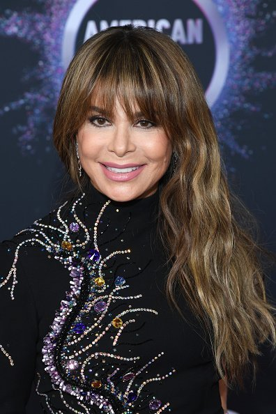 Paula Abdul at Microsoft Theater on November 24, 2019 in Los Angeles, California. | Photo: Getty Images