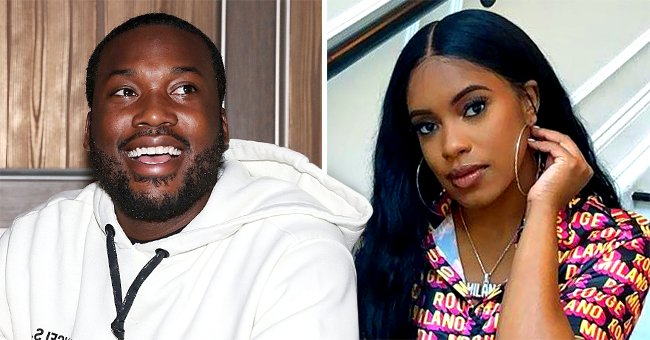 Meek Mill's Rumored Girlfriend Milan Harris Announces Her Pregnancy