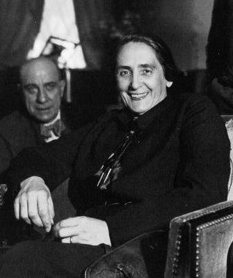 Dolores Ibáburri en el año 1936. | Foto: Wikipedia