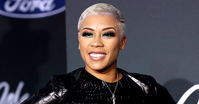 Fans Say Keyshia Cole's Baby Son Tobias Looks More like Her in Photos with Hair Bun