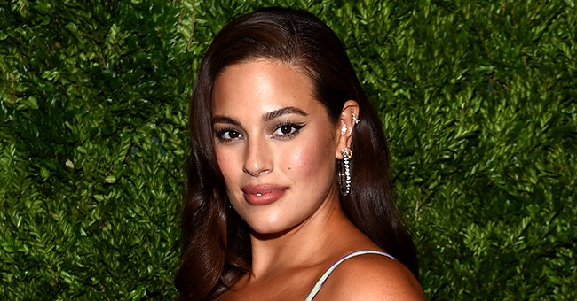 Ashley Graham Talks about Her Pregnancy and Reveals She's Gained 50 Lbs so Far