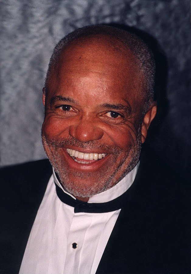 Berry Gordy Founder of Motown records.1996 .Washington DC. | Photo: Wikimedia Commons Images