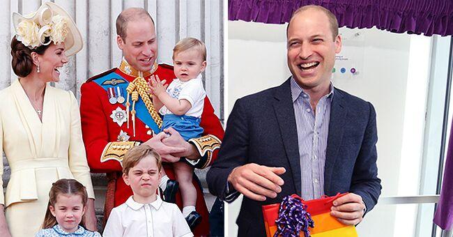 Le Prince William l'accepterait si ses enfants étaient gays