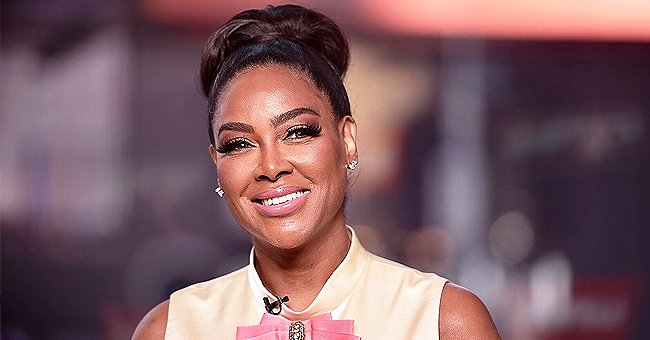 Kenya Moore Shares Video of Daughter Brooklyn Giggling with Joy While with Her Dad Marc Daly
