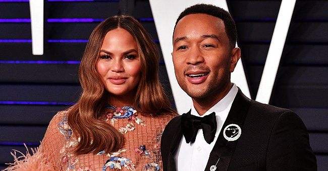 John Legend Opens up about Wife Chrissy Teigen and Calls Her a Wonderful Mother and His Best Friend