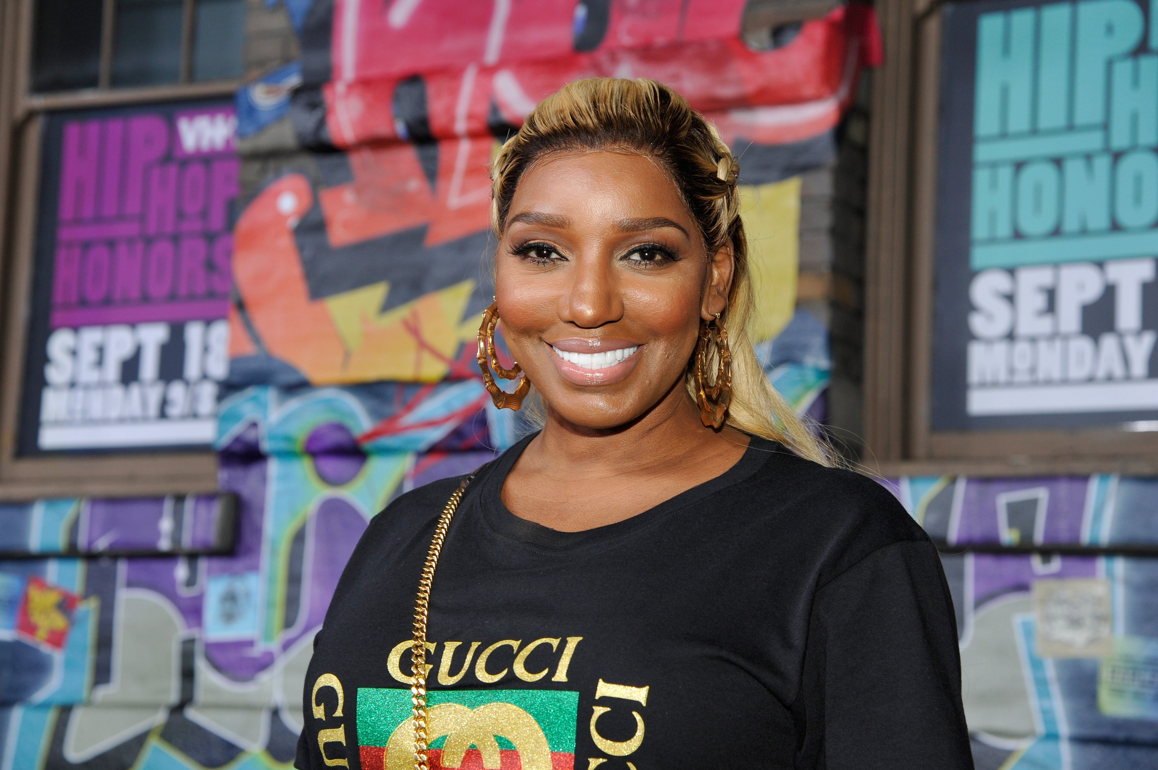 NeNe Leakes at the VH1 Hip Hop Honors: The 90s Game Changers on Sept. 17, 2017 in California | Photo: Getty Images |