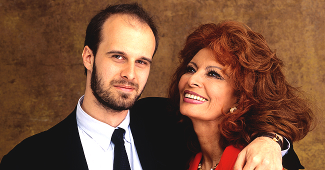 Sophia Loren Spotted in a Wheelchair on the Set of Her First Movie in a Decade
