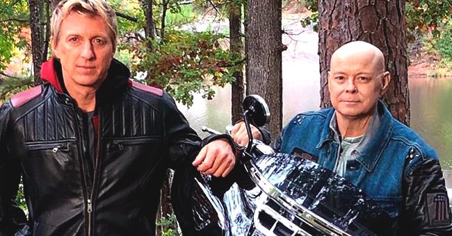 'Cobra Kai' Star William Zabka Shares Tribute to 'Karate Kid' Star Robert Garrison after His Death