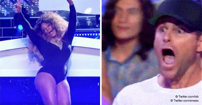 Serena Williams dances to Beyoncé on 'Lip Sync Battle' and makes Andy Roddick's jaw drop