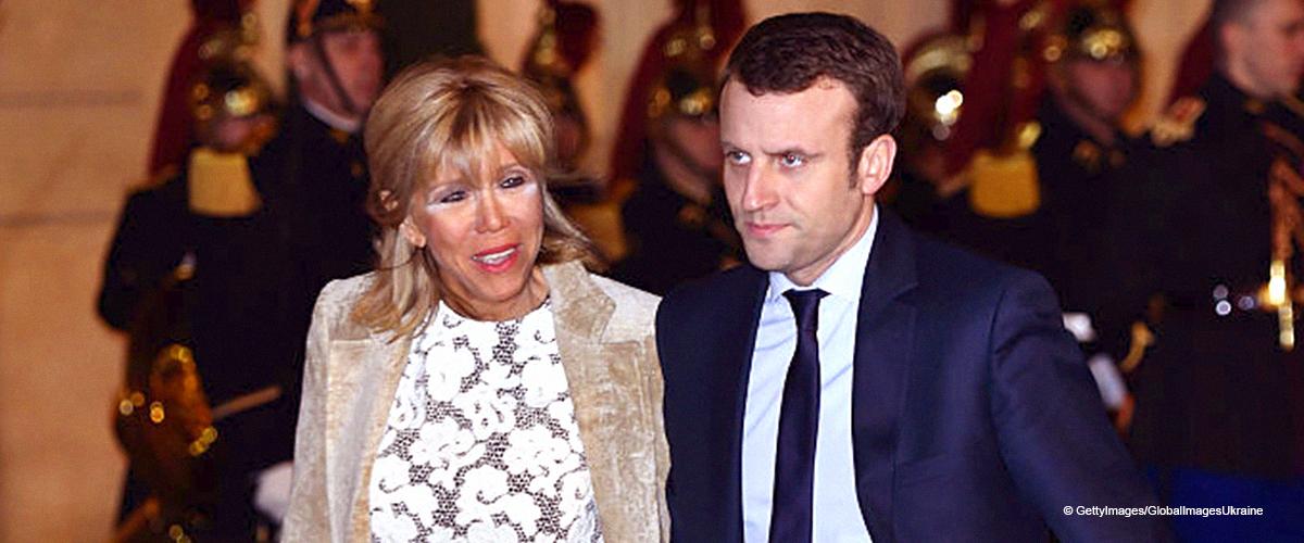 """Brigitte et Emmanuel Macron : leur relation a provoqué """"un vrai scandale à Amiens"""""""