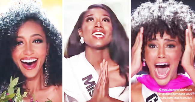 Miss America, USA & Teen USA Titles Held by Black Women for First Time