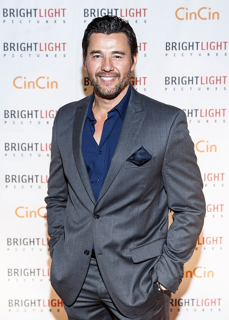 Steve Bacic attends the 13th anniversary party of Brightlight Pictures at CinCin Ristorante on September 26, 2014 | Photo: GettyImages