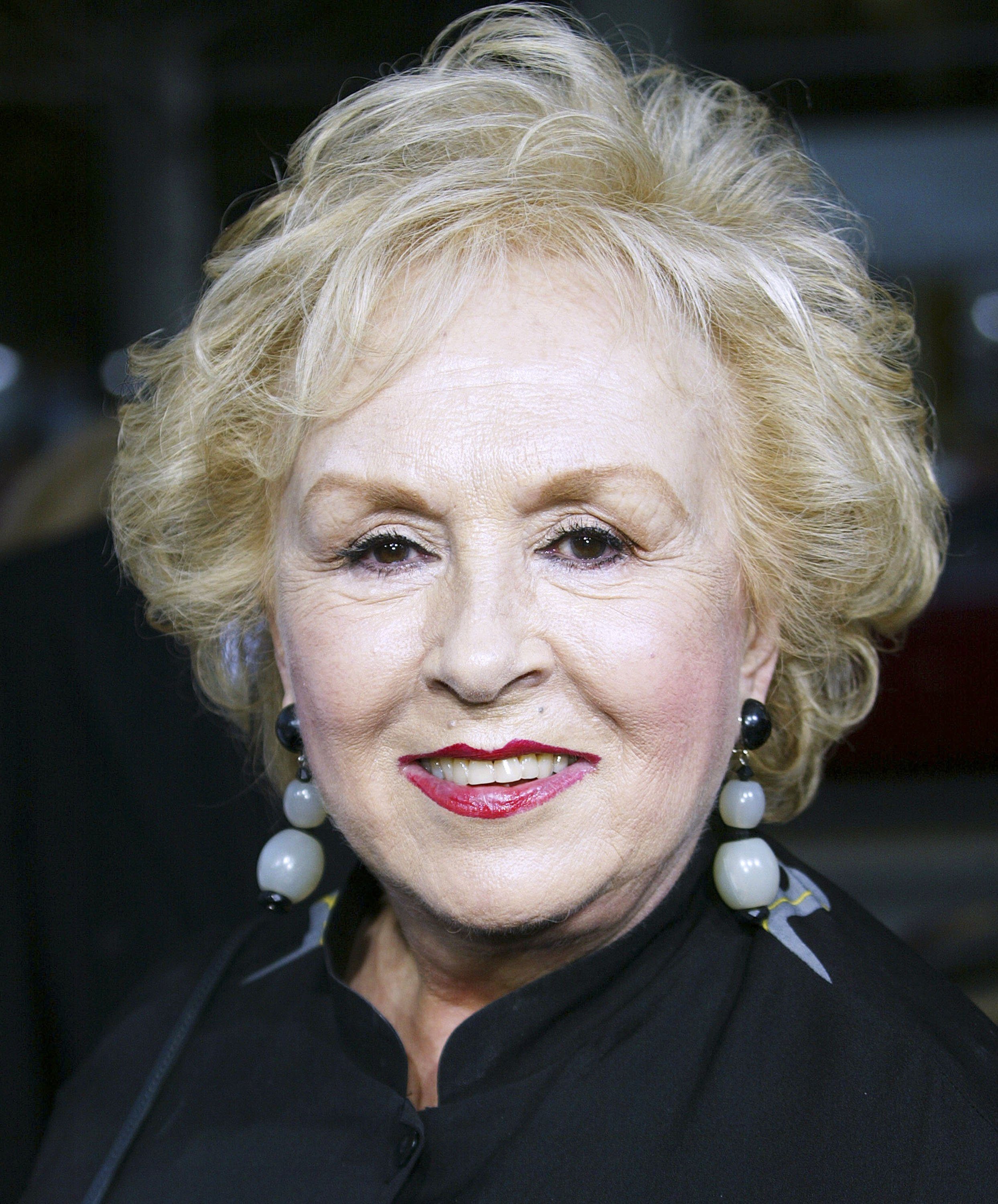 "Doris Roberts at the film premiere of ""The Longest Yard"" on May 19, 2005 in California 