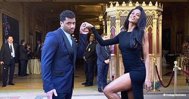 Ciara Candidly Reveals What Helped Her to Abstain from Sex with Russell Wilson before Marriage