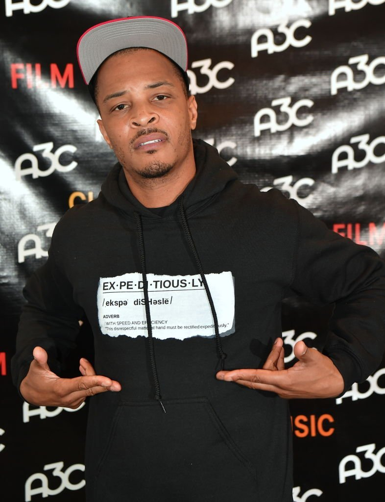 T.I. attends 2019 A3C Festival & conference at Atlanta Convention center | Getty Images