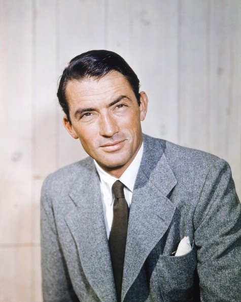 Gregory Peck pictured in the 1950's.   Photo: Getty Images