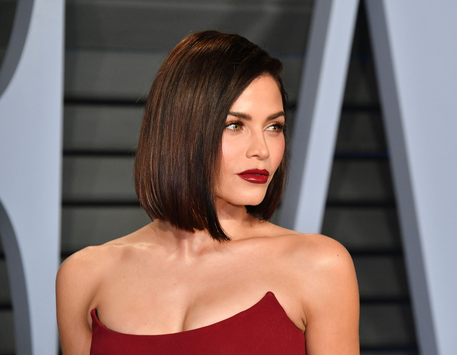 Jenna Dewan at the Vanity Fair Oscar Party on March 4, 2018, in Beverly Hills | Getty Images