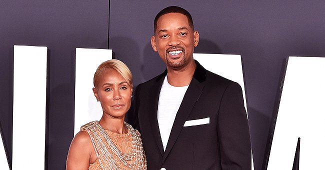 Jada Pinkett Smith Talks about Building Friendship with Her Husband of 23 Years