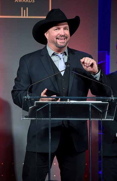 Garth Brooks at Intrepid Sea-Air-Space Museum on September 26, 2019 in New York City | Photo: Getty Images