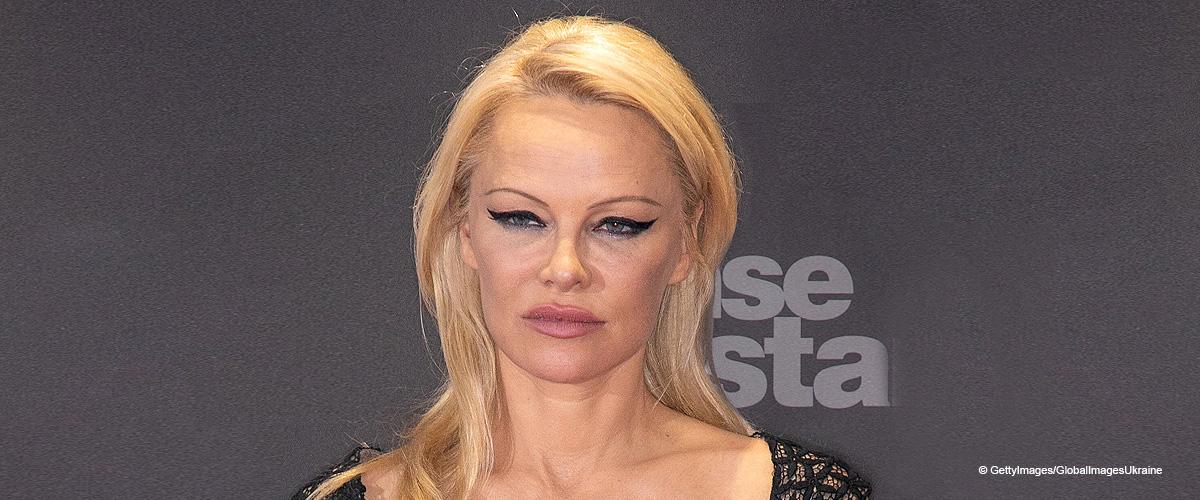 Pamela Anderson Slams U.K. after Julian Assange Arrest