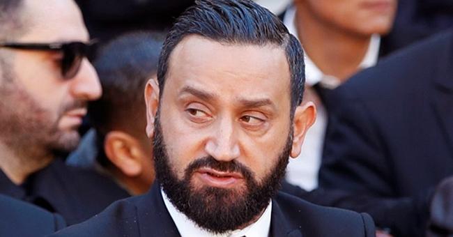 """Cyril Hanouna, qualifié de """"djihadiste dangereux"""" par Bruno Masure, lui répond sur Twitter"""
