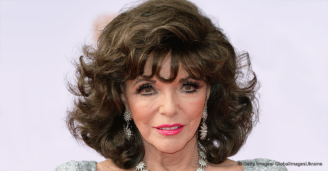 Joan Collins Is 'Shaken' as She Escapes Fire and Shares a Devastating Video of Its Aftermath