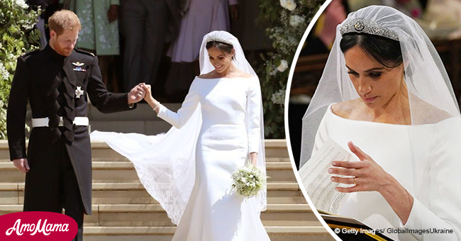 Meghan Markle Might Be Breaking Tradition, but Her Wedding Dress 'Was Right' for the Royal