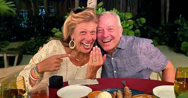 Hoda Kotb Gets Engaged to Joel Schiffman and Shares Details about Her Beach Proposal on the 'Today' Show