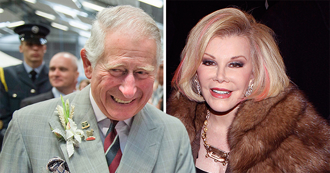 Inside the Surprising Friendship between Joan Rivers and Prince Charles