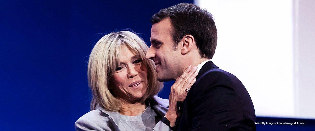 Un retour sur comment Brigitte et Emmanuel Macron paraissaient incroyables dans leur jeunesse