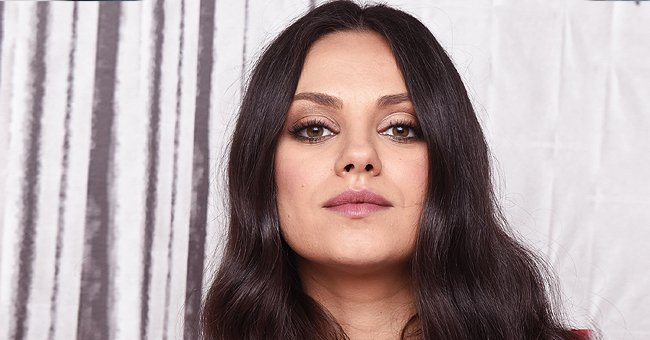 """Mila Kunis pictured at the AOL Build Speaker Series - Actress Mila Kunis Discusses """"Bad Moms,"""" 2016, New York City. 
