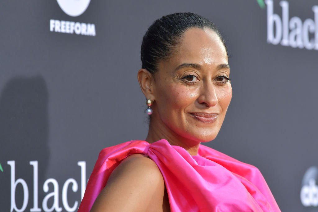 "Tracee Ellis Ross attends POPSUGAR X ABC ""Embrace Your Ish"" Event at Goya Studios 