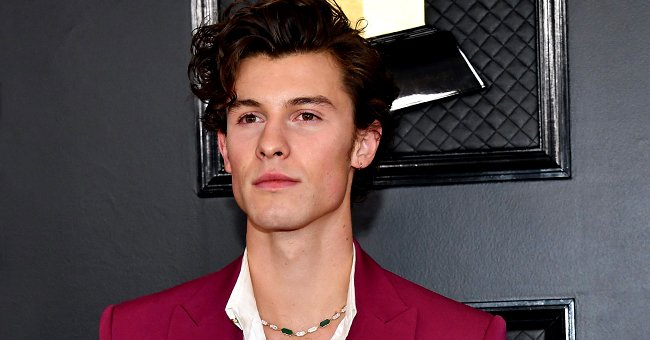 Shawn Mendes pictured at the 62nd Annual Grammy Awards, 2020, Los Angeles, California. | Photo: Getty Images