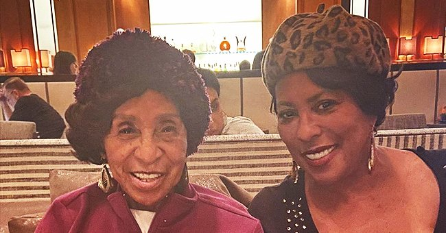 Marla Gibbs from 'The Jeffersons' Steps out for Date Night with Her Beautiful Daughter Angela Who Looks like Mom
