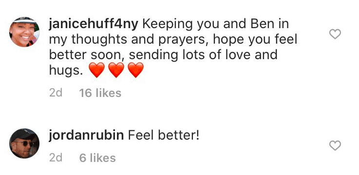 Fan comment on Andy Cohen's post | Source: Instagram/bravoandy