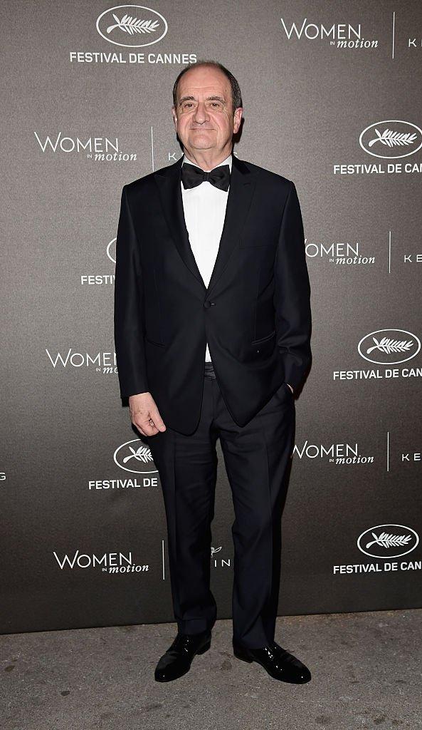 Pierre Lescure en 2015. Photo : Getty Images