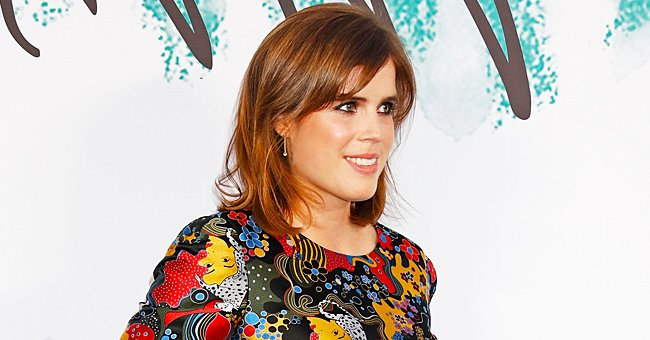 Pregnant Princess Eugenie Posts Rare Photo With Husband Jack From Their Engagement Announcement