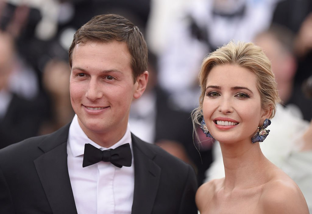 Jared Kushner and Ivanka Trump attend the 'China: Through The Looking Glass' Costume Institute Benefit Gala at the Metropolitan Museum of Art on May 4, 2015 | Photo: Getty Images