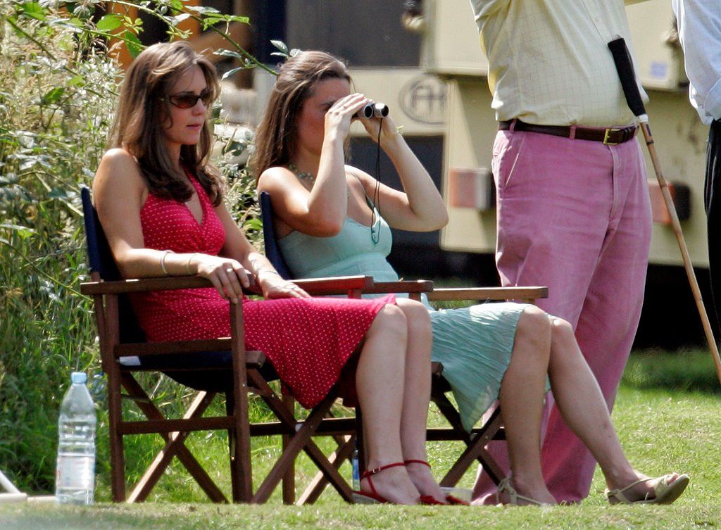Pippa Middleton en 2006. l Source : Getty Images